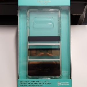 Case kate spade for samsung galaxy s10+ plus used